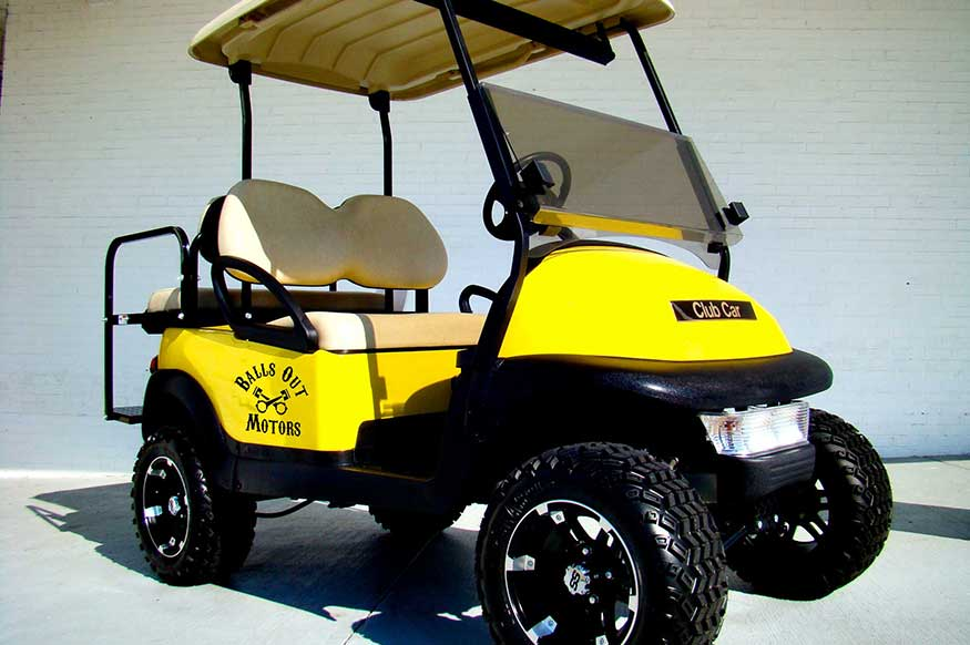 used club car for sale